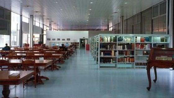 biblioteca nazionale roma