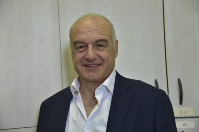Enrico Michetti, Roma