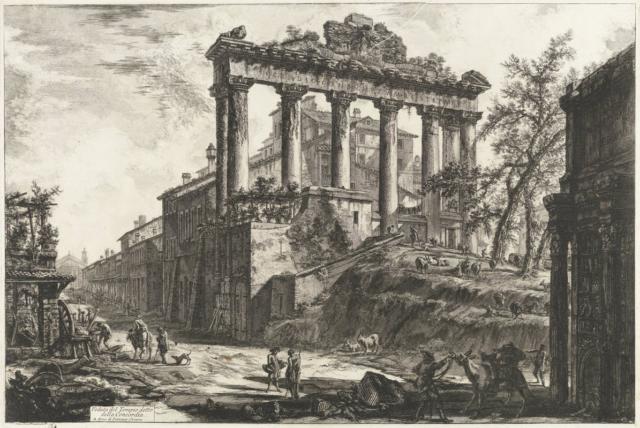 Piranesi Roma