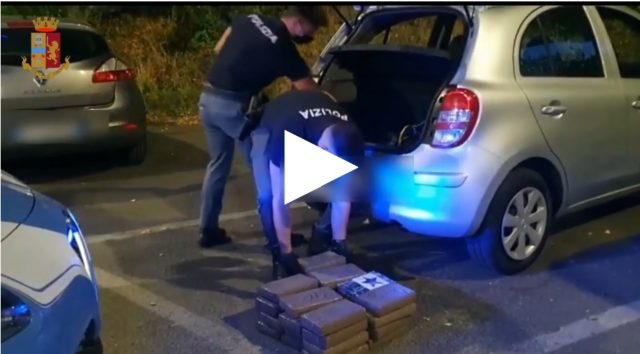 cocaina sequestro video