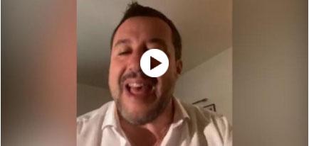 Salvini, video